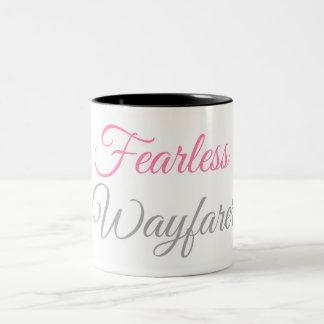 """Fearless Wayfarer"" Coffee Mug"