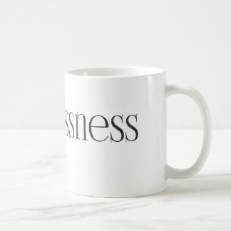 fearlessness Strong powerful Fearless Basic White Mug
