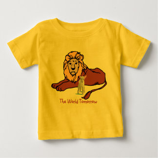 Feast of Tabernacles and The World Tomorrow Baby T-Shirt