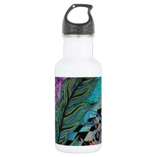 feather 532 ml water bottle