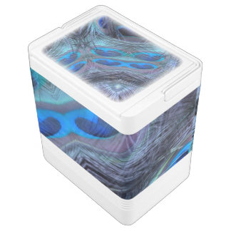 Feather Abstract Cooler