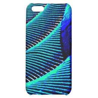 'Feather Blue' iPhone 5C Case