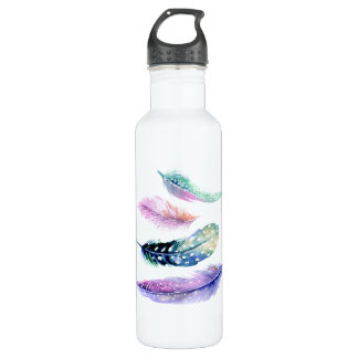 Feather Favourites Water Bottle