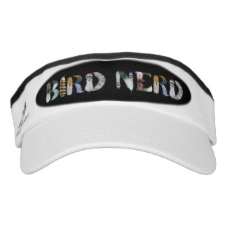 Feather Font: Bird Nerd Visor