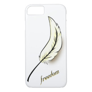feather freedom iPhone 8/7 case