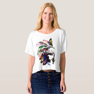 FEATHER GIRL T-Shirt