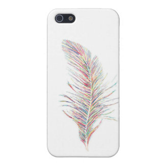 Feather i iPhone 5 cover
