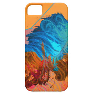 feather iPhone 5 cases