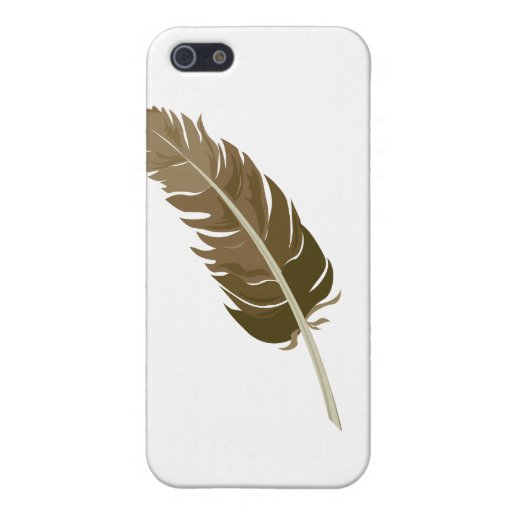 Feather Covers For iPhone 5