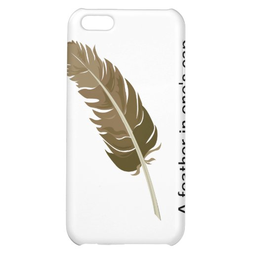 Feather iPhone 5C Covers