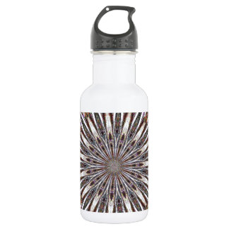 Feather Kaleidoscope 532 Ml Water Bottle