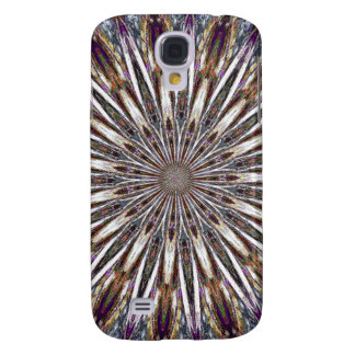 Feather Kaleidoscope Samsung Galaxy S4 Cover