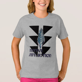 Feather -Native Affliction T-Shirt
