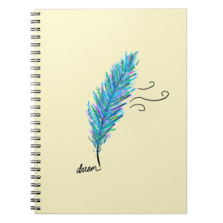 """feather notebook """"dream"""""""