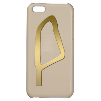 Feather of Maat Egyptian symbol Cover For iPhone 5C
