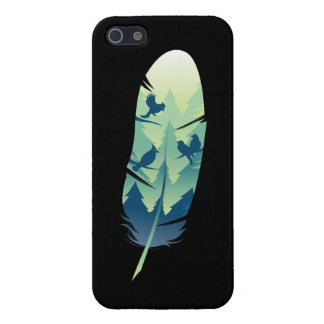 Feather Soul Cover For iPhone 5/5S