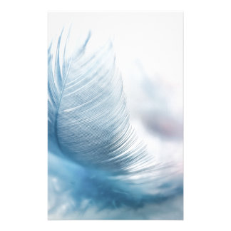 Feather Stationery