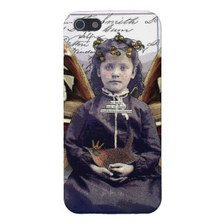 Feathered Creatures  iPhone 5 Glossy Hard Case iPhone 5/5S Cases