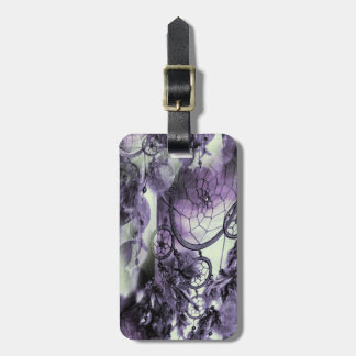 Feathered Dreams Luggage Tag