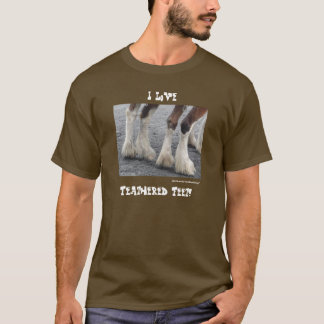 Feathered Feet T-Shirt