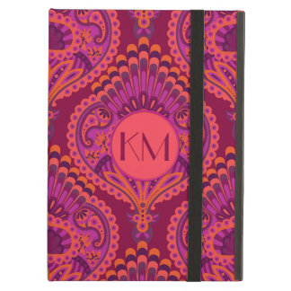 Feathered Paisley - Pinkoinko Case For iPad Air