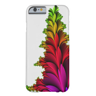 Feathered Rainbow Barely There iPhone 6 Case