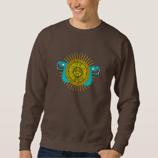 Feathered Serpent sweatshirt