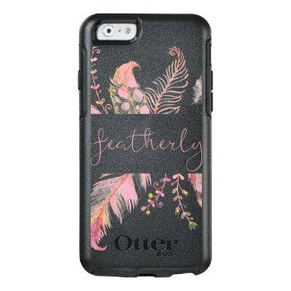 Featherly Logo Otterbox iPhone 6/6s Case