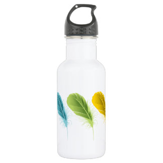 Feathers 532 Ml Water Bottle