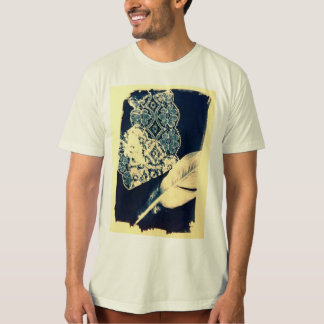 Feathers and Lace T-Shirt