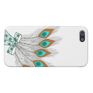 Feathers Case For iPhone 5/5S