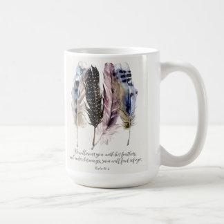 Feathers Classic Mug