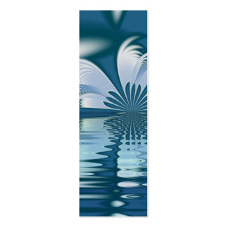 Feathers Islands Bookmark Pack Of Skinny Business Cards
