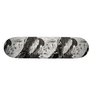 Feather's of Change 20 Cm Skateboard Deck