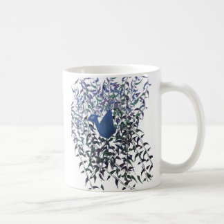 Feathers of Eternal Love mug