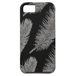 Feathers Tough iPhone 5 Case