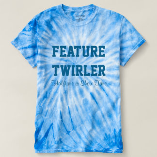 Feature Twirler Shirt - blue