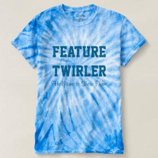 Feature Twirler Shirt - blue