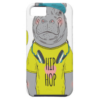 February 15th - Hippo Day - Appreciation Day iPhone 5 Case