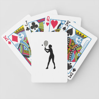 February 23rd - Play Tennis Day - Appreciation Day Bicycle Playing Cards