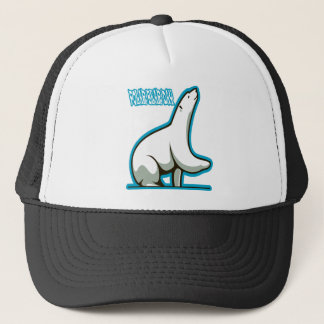 February 27th - Polar Bear Day Trucker Hat