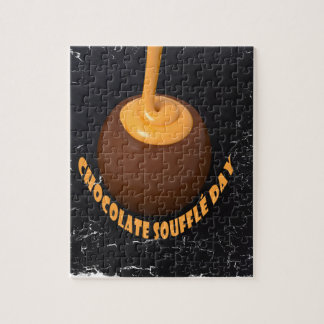 February 28th - Chocolate Soufflé Day Jigsaw Puzzle
