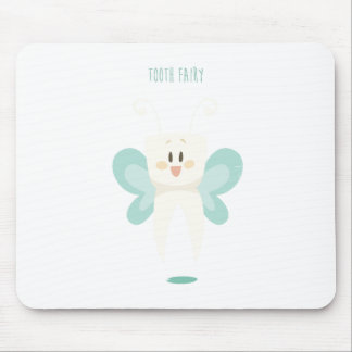 February 28th - Tooth Fairy Day - Appreciation Day Mouse Pad