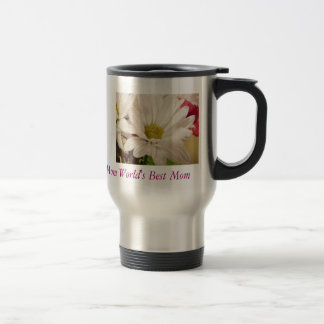 February Flowers Travel Mug