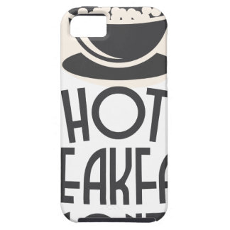 February - Hot Breakfast Month - Appreciation Day Case For The iPhone 5