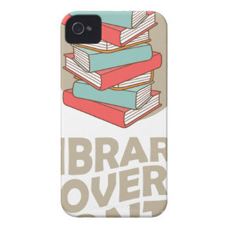February - Library Lovers' Month Case-Mate iPhone 4 Cases