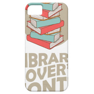 February - Library Lovers' Month iPhone 5 Cases