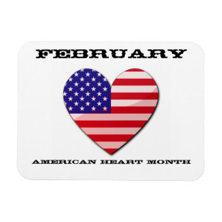 February Magnet