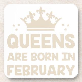 February Queen Coaster