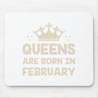 February Queen Mouse Pad